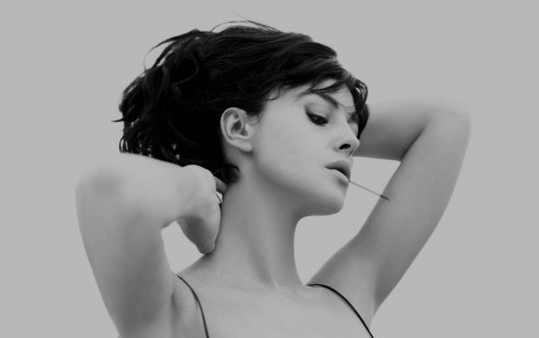 Monica Bellucci Monochrome