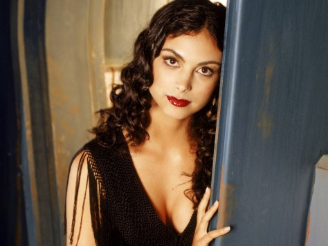 Morena Baccarin Unseen Widescreen Wallpaper Movies