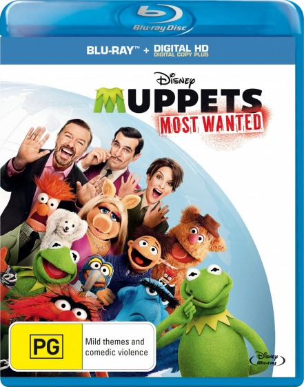 Front Muppets Most Wanted