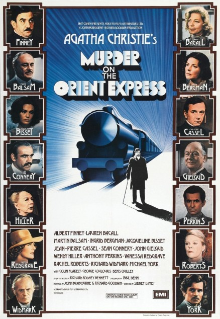 Murder On The Orient Express Train