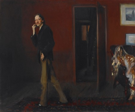 Sargent Robert Louis Stevenson And His Wife Audiobook