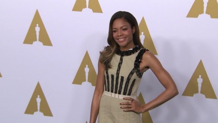 Naomie Harris Oscar Nominees Luncheon Full Naomie Harris