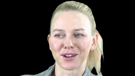 Video The Impossible Naomi Watts On The Scale Of This Project Superjumbo Naomi Watts