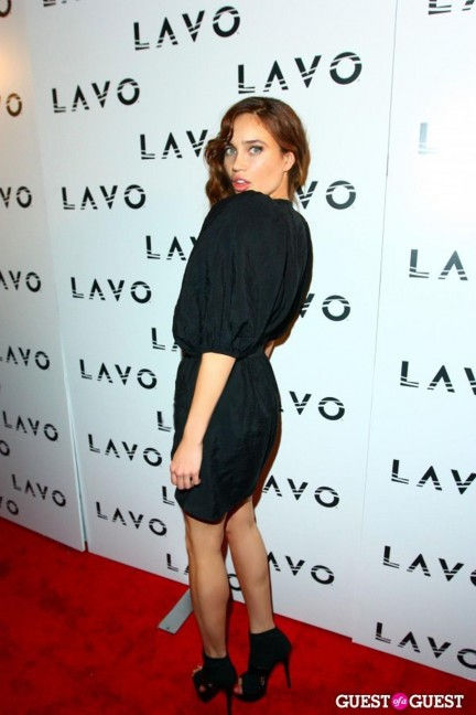 Natalie Gal Lavo Restaurant And Nightclub Opening September Large Picture Jaslene Gonzalez