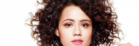 Nathalieemmanuel Uncovered Gameofthrones Hair Curly Natural
