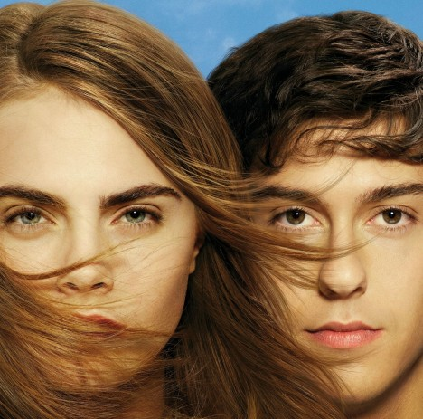 Watch First Paper Towns Trailer Starring Nat Wolff And Cara Delevingne And Cara Delevingne
