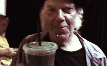 Neil Young Video