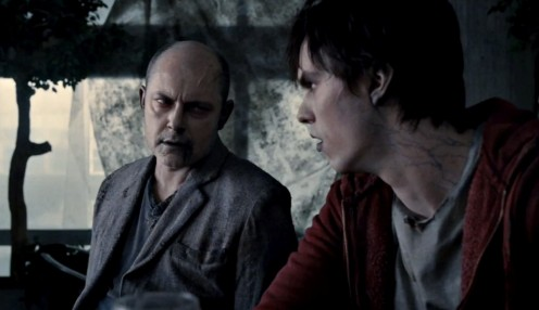 Nicholas Hoult And Rob Corddry In Warm Bodies Movies