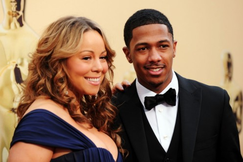 Mariah Carey Nick Cannon Nick Cannon