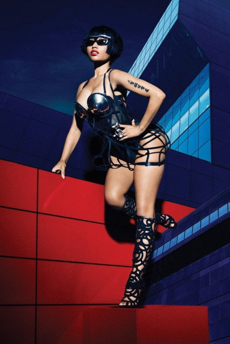 Nicki Minaj Complex Body