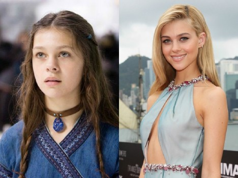 Hot Celebrity Nicola Peltz The Last Airbender