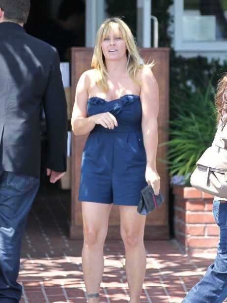 Nicole Eggert Fred Segal West