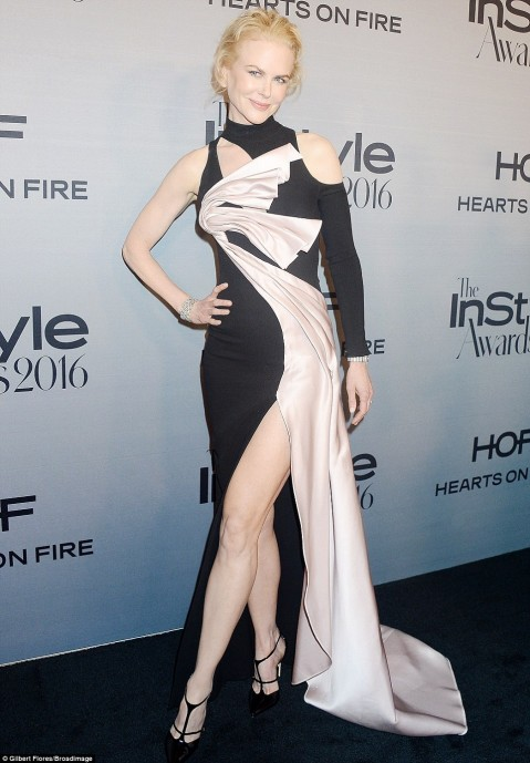 Ae Fe Making Fashion Statement Nicole Kidman Turned Heads At The Ins Nicole Kidman