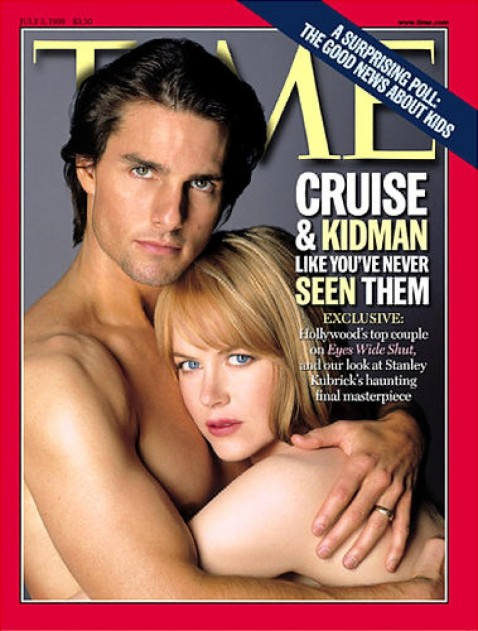 Tom Cruise Nicole Kidman And Tom Cruise