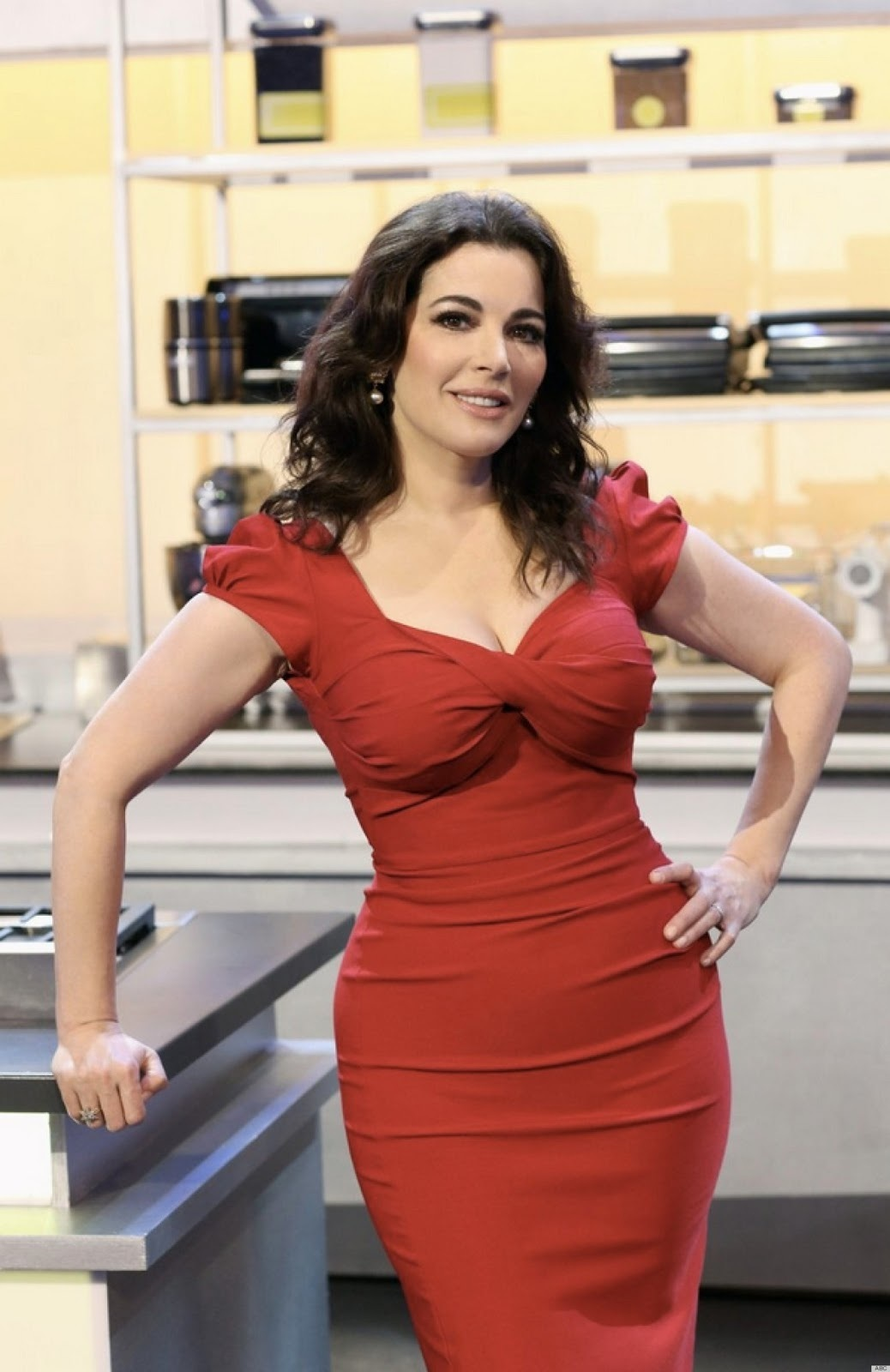 Nigella Lawson Photoshop Facebook Sexy