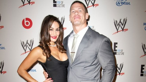 John Cena Nikki Bella And John Cena