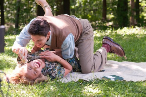 Still Of Ben Barnes And Nora Arnezeder In The Words Large Picture The Words