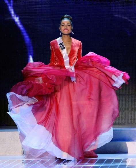 Olivia Culpo Miss Universe Pageant Hz Gve Yuymx
