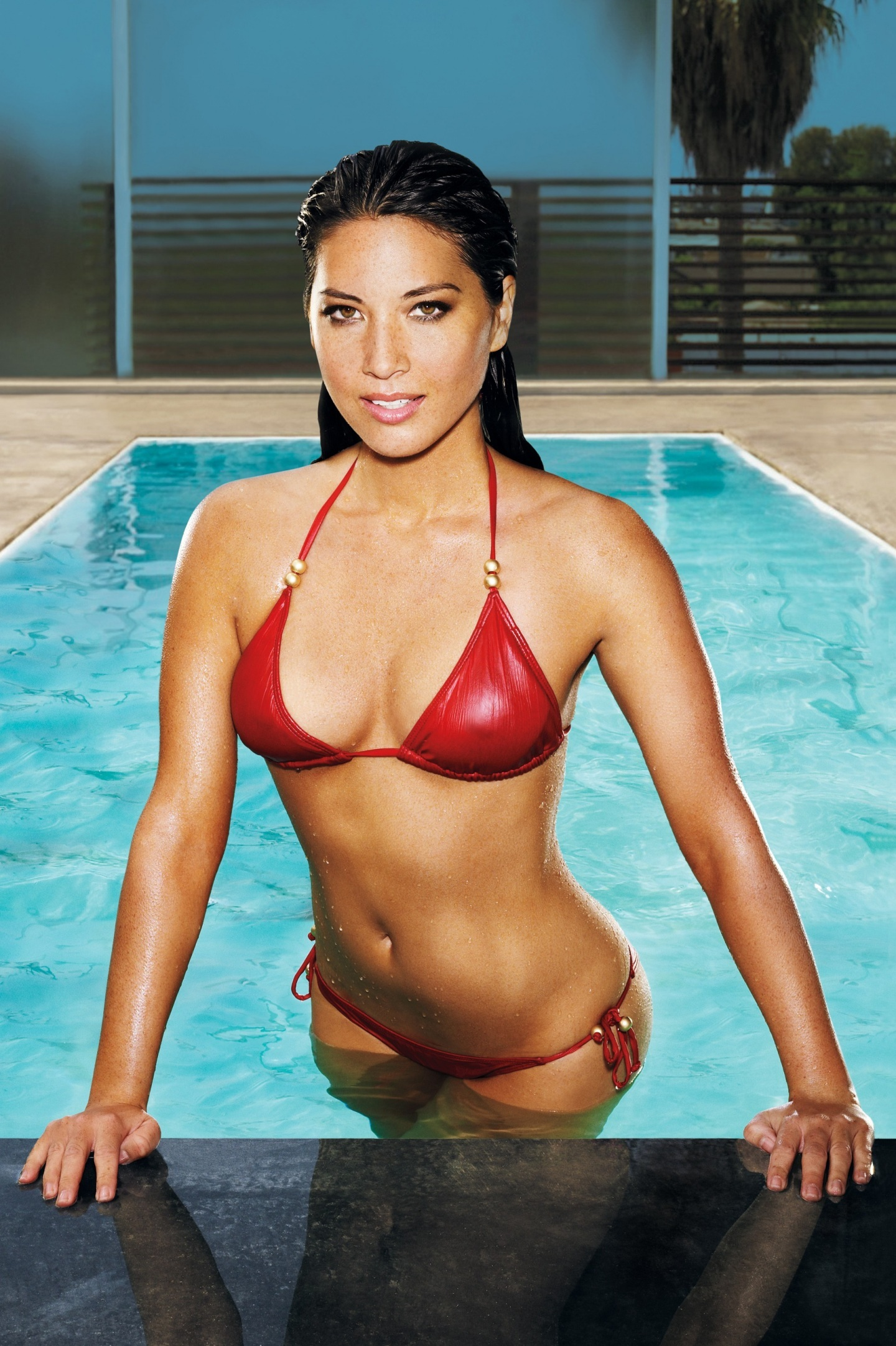 Olivia Munn For Playboy Magazine Chuck