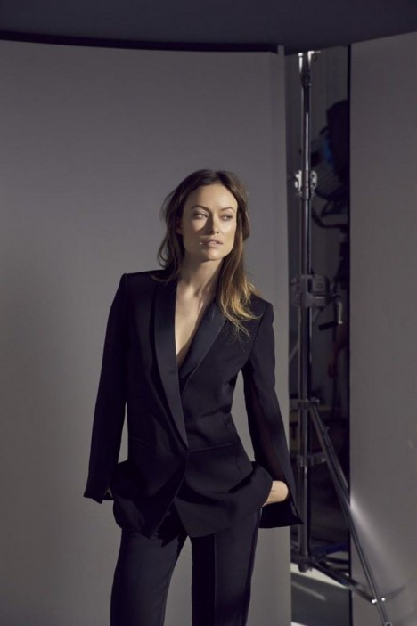 Olivia Wilde Hm Fashion