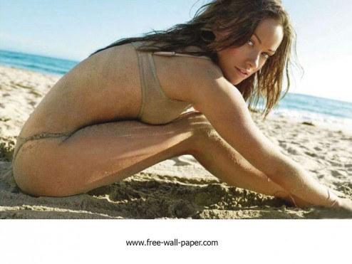 Olivia Wilde Hot Wallpaper Hot
