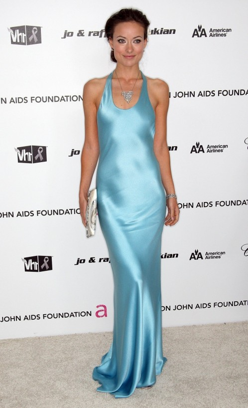 Olivia Wilde Th Annual Elton John Aids Foundation Academy Award Viewing Party House Md House