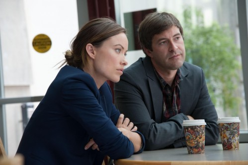 Still Of Mark Duplass And Olivia Wilde In The Lazarus Effect Large Picture