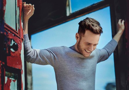 Olly Murs To Join Take That At Hyde Park Gig Olly Murs