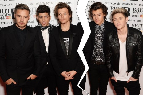 Biggy Entertainment Gossip One Direction Breaking Up One Direction
