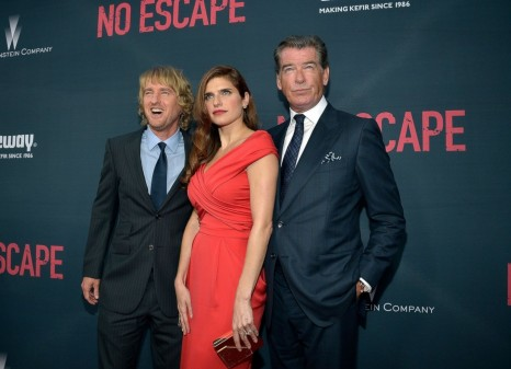 Gty Owen Wilson Lake Bell Pierce Brosnan Ml Owen Wilson