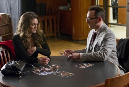 Picture Of Michael Emerson And Paige Turco In Person Of Interest Large Picture