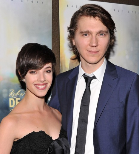Paul Dano And Olivia Thirlby At Event Of Being Flynn