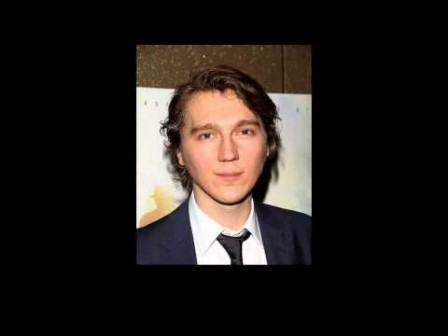 Paul Dano Attending Screening Of Being Flynn At The Tribeca Grand Hotel New York