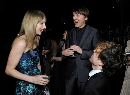 Zoe Kazan Paul Dano Peter Dinklage Laughed