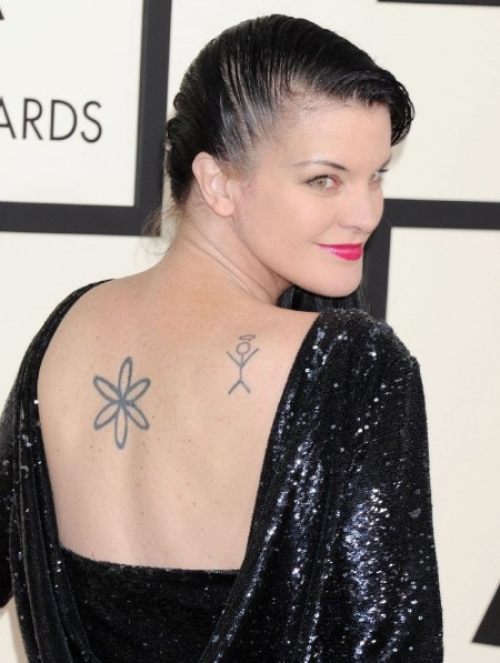 Pauley Perrette The Th Annual Grammy Awards Pauley Perrette