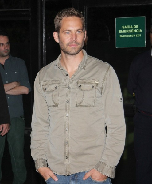 Paul Walker Spfw Backstage Colcci Wbebxn Jgwgx Fashion