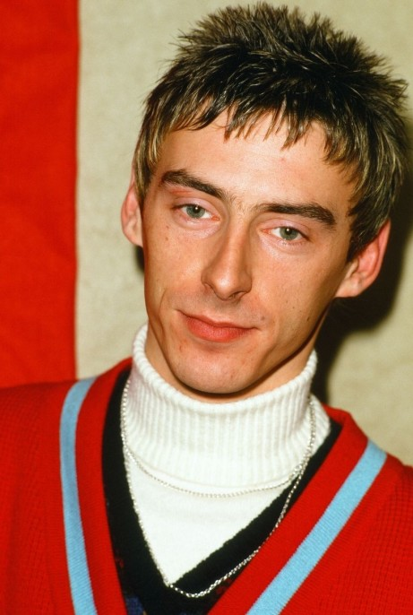 The Jam Weller Gallery Paul Weller