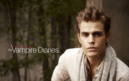 Paul Wesley Usa Actor Vampire Diaries Protagonist Stefan