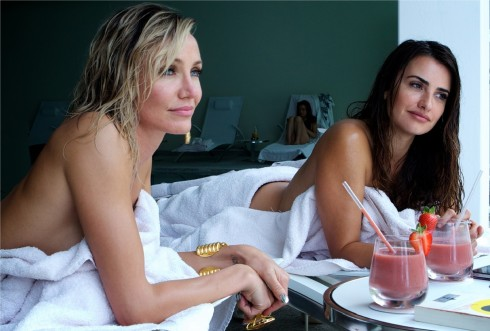Cameron Diaz And Penelope Cruz In The Counsellor Hot