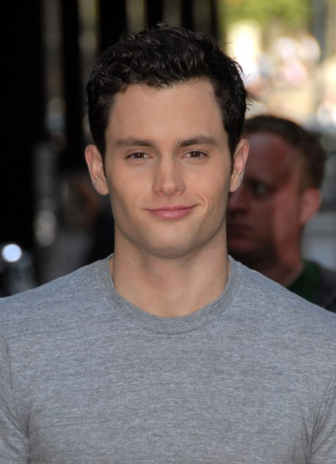 Penn Badgley Short Hair Penn Badgley