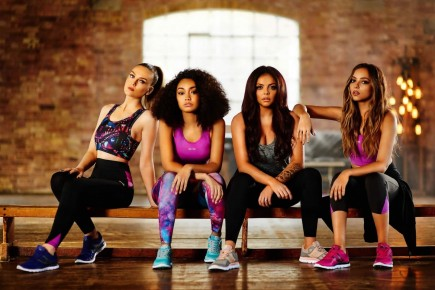 Little Mix Jade Thirlwall Perrie Edwards Leigh Anne Pinnock And Jesy Nelson Perrie Edwards