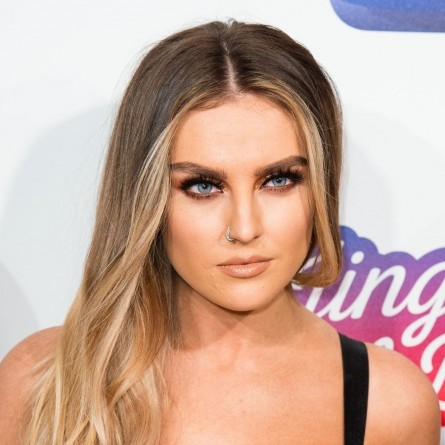 Perrie Edwards Capitals Jingle Bell Ball With Coca Cola Custom Perrie Edwards