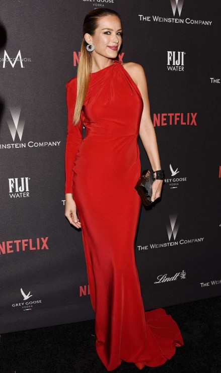 Petra Nemcova Weinstein Company And Netflix Golden Globes After Party On Jan Petra Nemcova