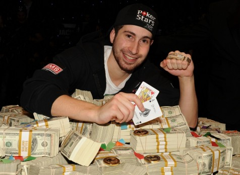 Jonathan Duhamel Wsop World Poker Champion