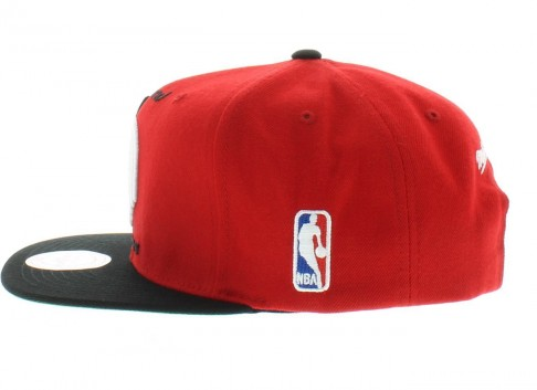 Portland Trailblazers Nba Team Colors The Xl Tone Snapback By Mitchell And Ness