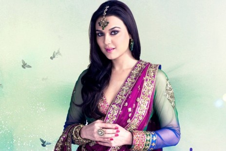 Preity Zinta Gorgeous Hd Images And Pictures Preity Zinta