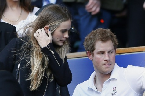 Prince Harry Cressida Bonas Prince Harry