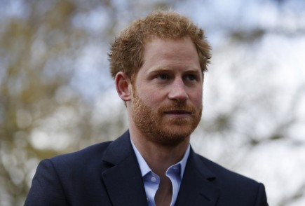 Prince Harry People Interview Prince Harry