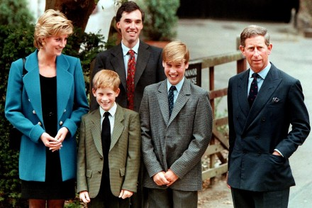 Prince Harry Th Birthday And William