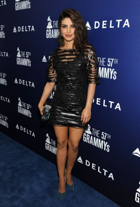 Priyanka Chopra Coming To Delta Air Lines Grammy Kick Off Party In West Hollywood